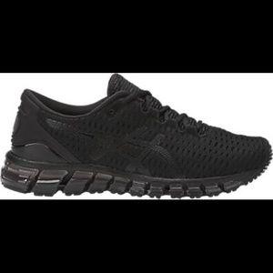 ASICS gel quantum 360 shift black sneakers sz 7.5